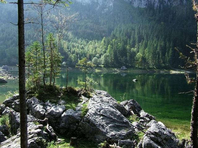 Zanurkuj w górskich jeziorach - Attersee - Nurkowanie Austria