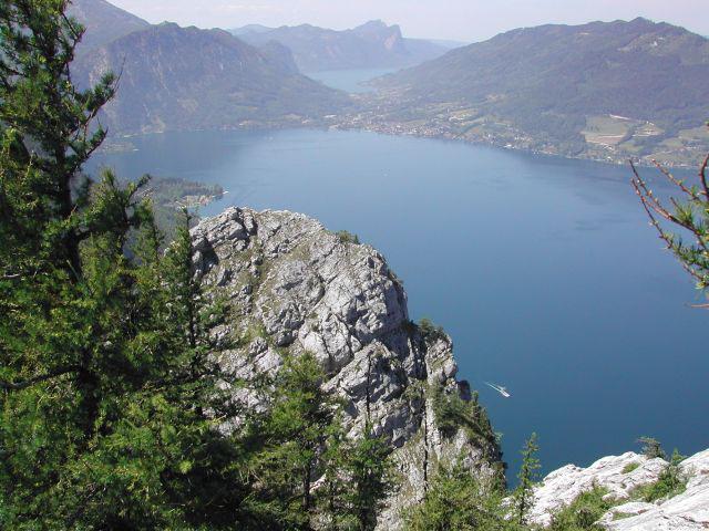 Wyprawy nurkowe - Austria, Attersee