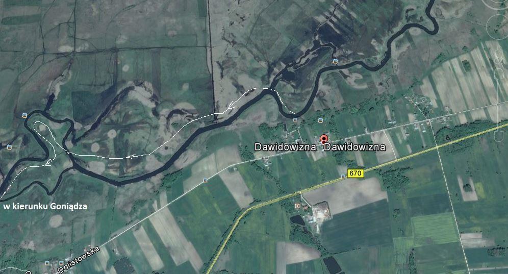 Nurkowanie rzeka Biebrza