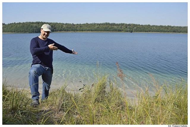 Nurkowanie Polska - Jezioro Budzisławskie
