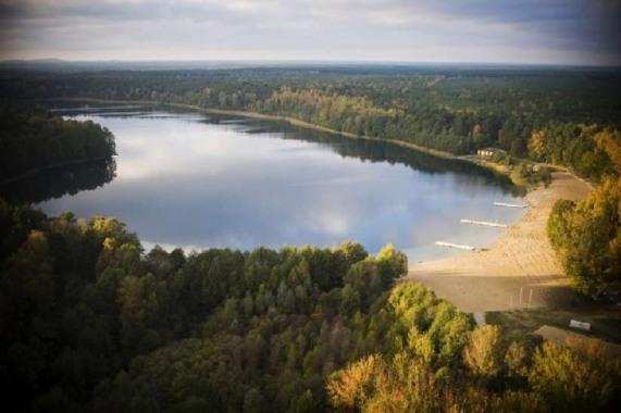 Nurkowanie Polska - Jezioro Płotki