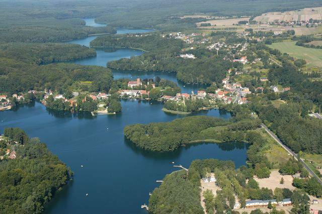 Polska - Nurkowanie -Jezioro Trzesniowskie
