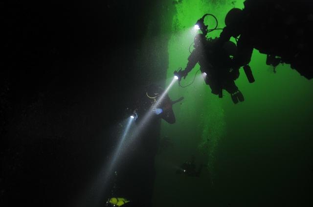 Nurkowanie wrakowe Morze Bałtyckie - Wraki Bałtyku nurkowanie