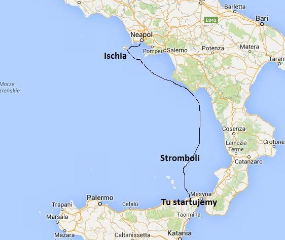 Nurkowanie Włochy