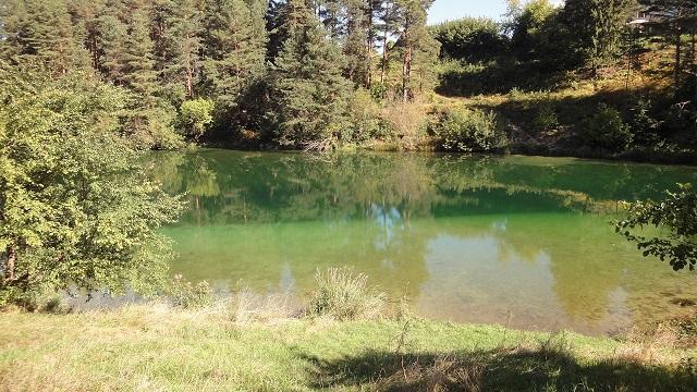 Nurkowanie Jeziora Suwalszczyzny