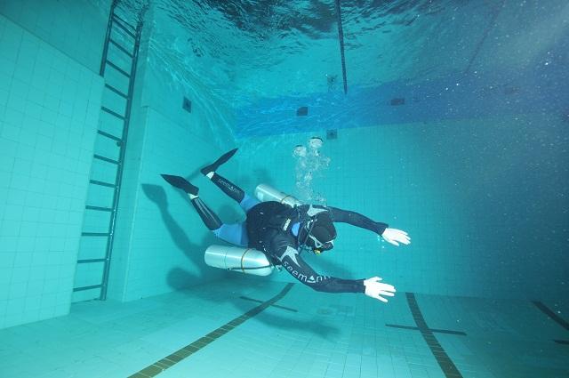 kurs nurkowania - PADI Sidemount Diver