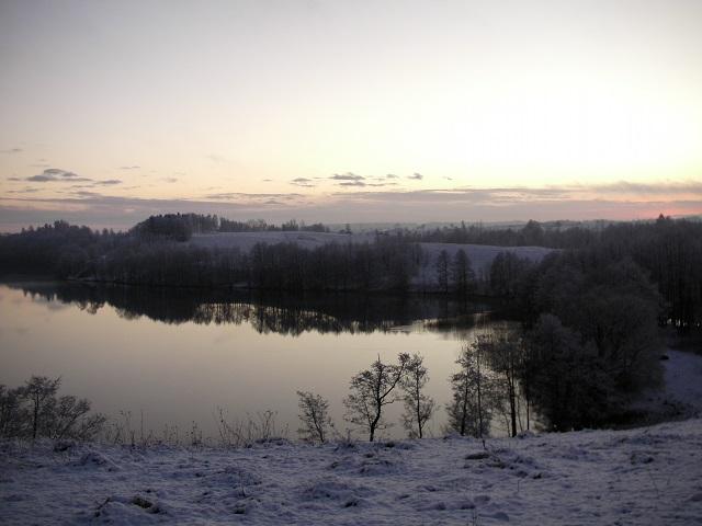 Wyprawy nurkowe - j. Hańcza