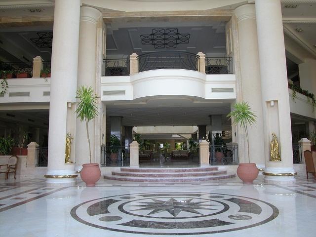 hotel Shamps - safaga