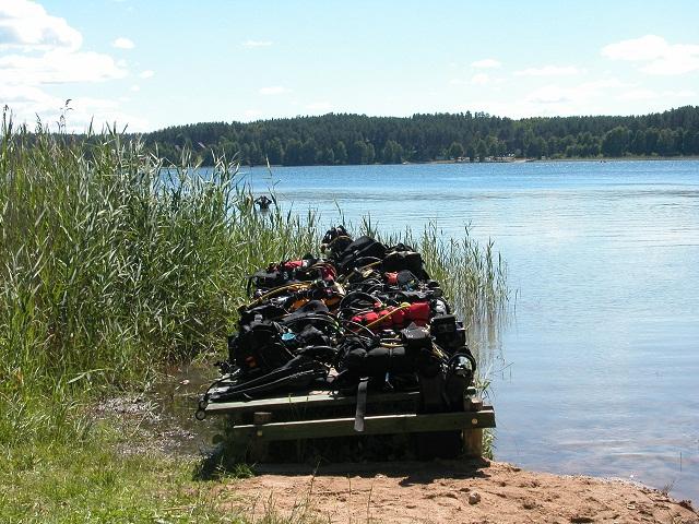 Jezioro Świętajno - Mazury