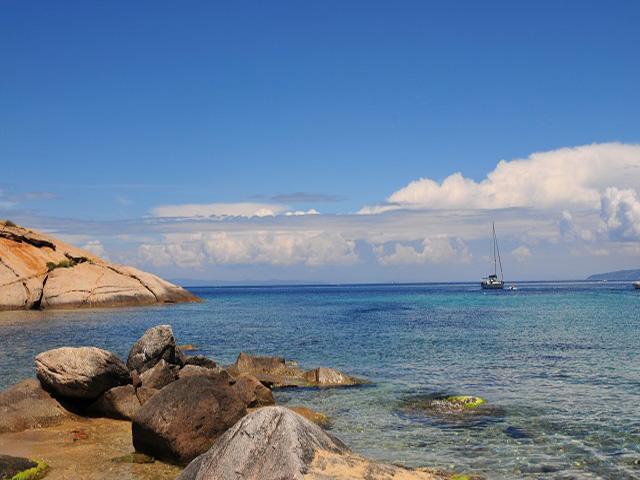 Wyprawy nurkowe - wyspy toskańskie