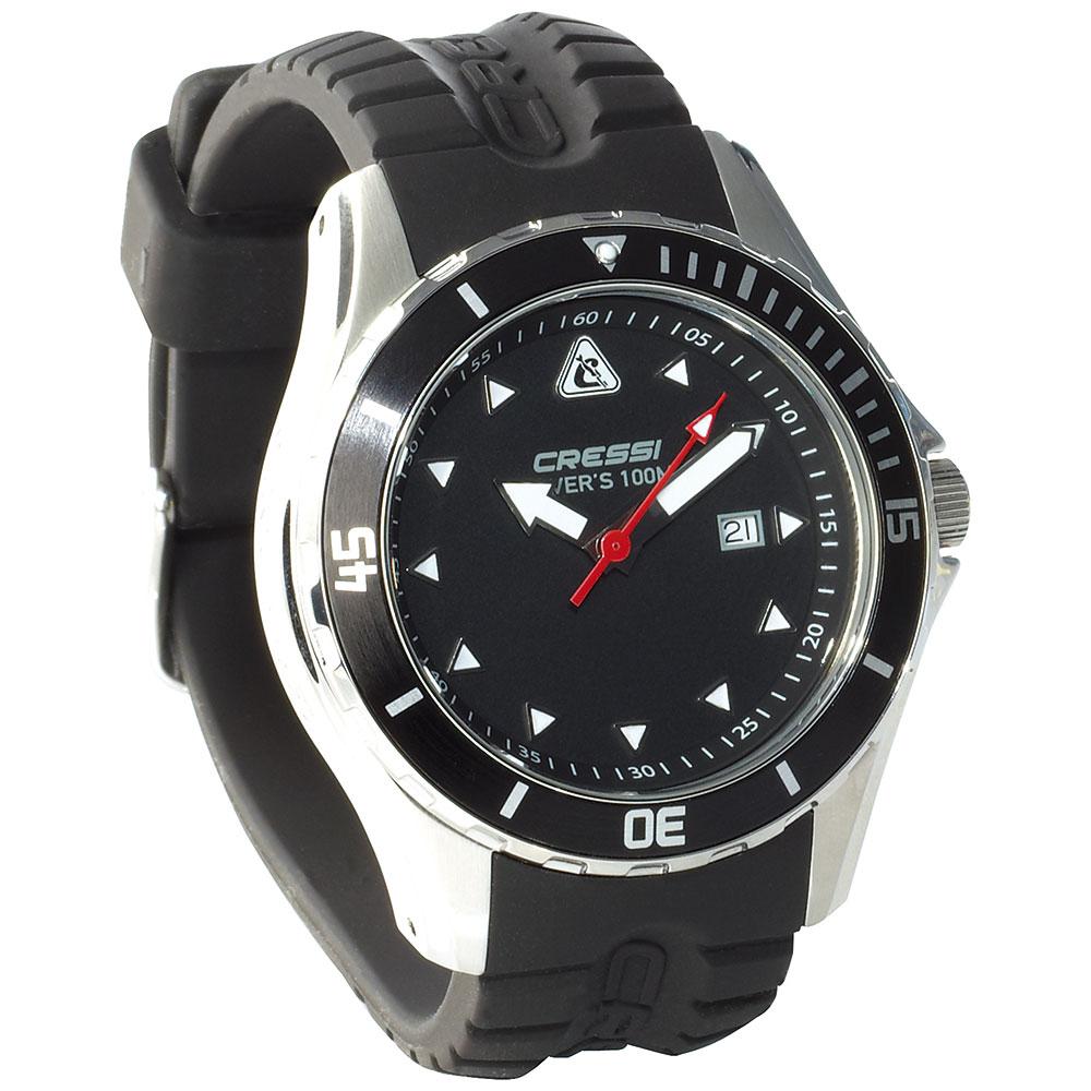 Zegarek Cressi Manta Z Gumowym Paskiem Best Divers