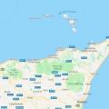 Włochy_wyspy_eolski_liparyjskie_mapa