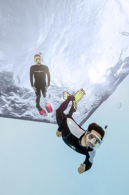 Freediving szkolenia wprowadzające