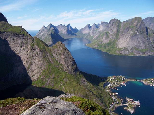 Nurkowanie Norwegia