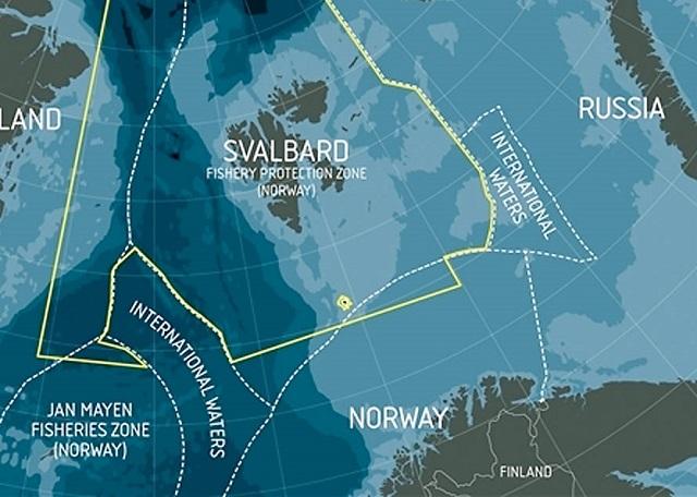 Nurkowanie Arktyka