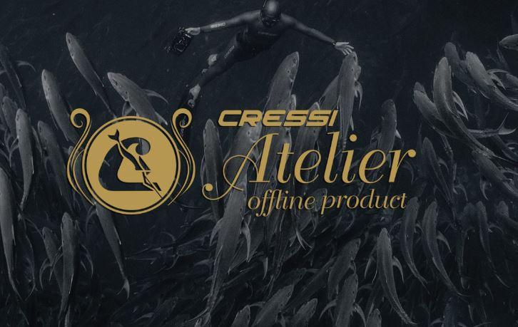 Cressi Atelier - nowości Cressi