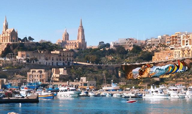 Nurkowanie Malta Gozo