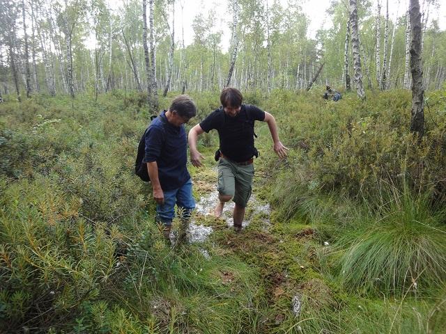 Nurkowanie w rzekach
