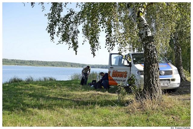 Nurkowanie Jezioro Budzisławskie