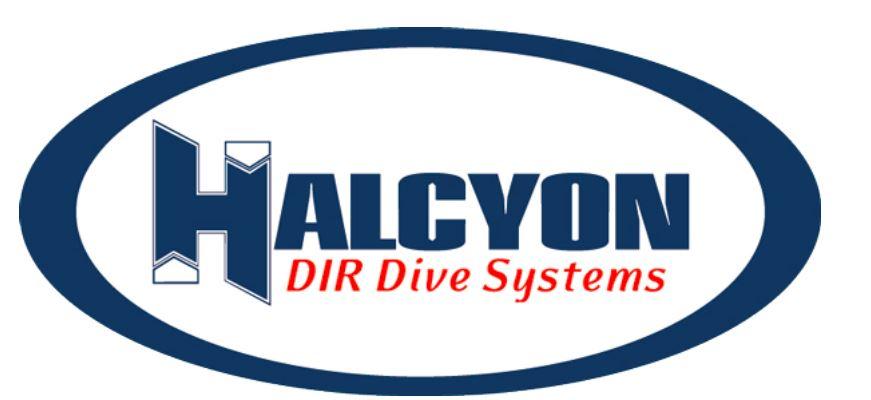 Skrzydło Halcyon Infinity System 187 Best Divers