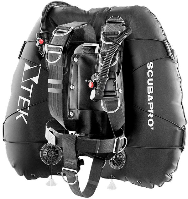 X-TEK PRO SYSTEM TWIN & XTREME Scubapro