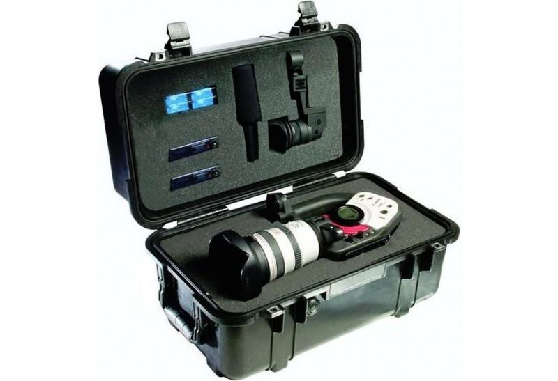 e2571f20f33ae Skrzynka ochronna firmy Peli 1460-WF to wodoszczelna i pyłoszczelna walizka  przeznaczona do bezpiecznego transportu cennych urządzeń, przyrządów i  narzędzi ...
