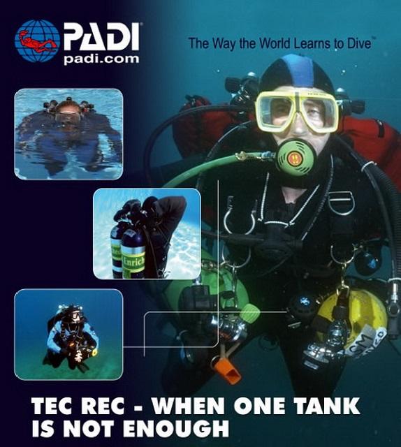 Kurs Nurkowanie Techniczne - Kursy DSAT