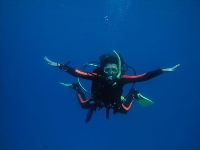 MSD - Master Scuba Diver