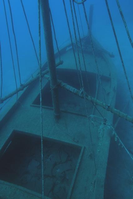 Datowanie kotwic statków