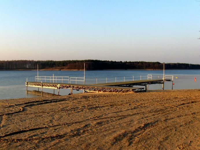 Wyprawy nurkowe - jezioro Budzisławskie