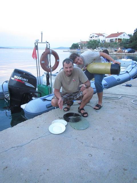 Wyprawy nurkowe - Chorwacja
