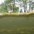 nurkowanie w rzece krutynia 28