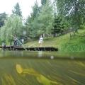 nurkowanie w rzece krutynia 29