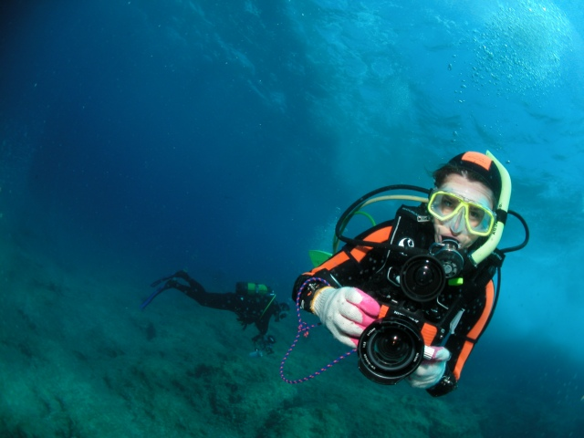 Fotografia podwodna - Kurs fotografii podwodnej