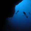 Big Blue Caves to niezapomniane jaskinie w okolicach Kas. Turcja 2007