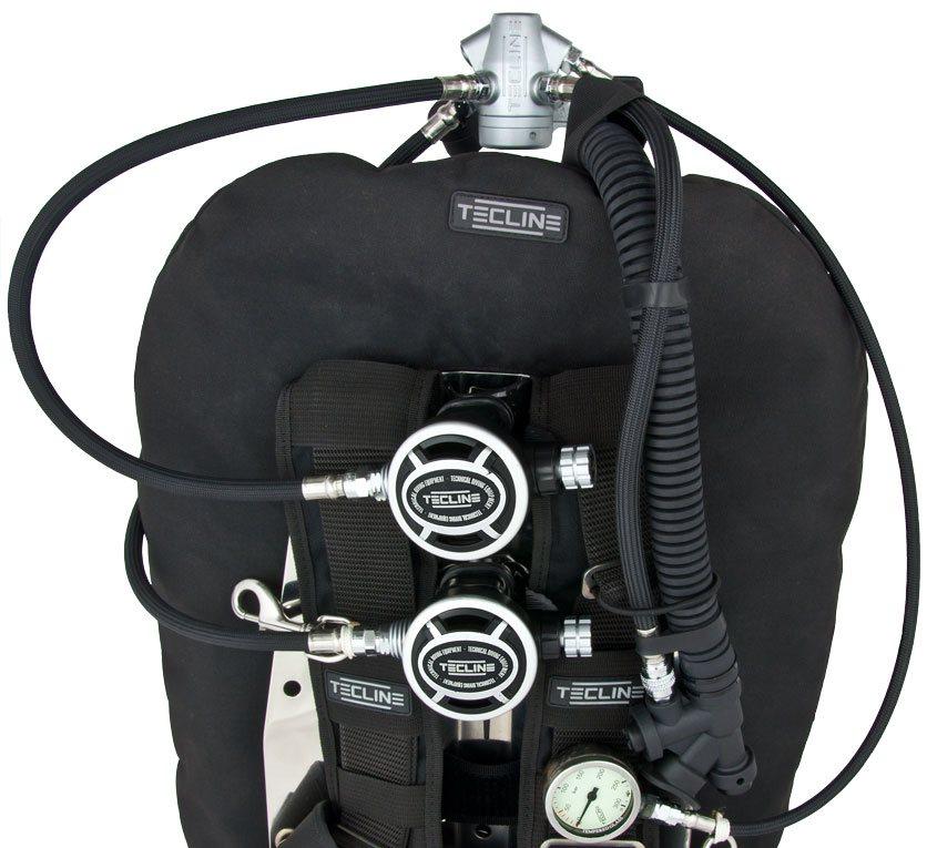 Zestaw Scubatech Tecline V 2 ICE MONO SemiTec I