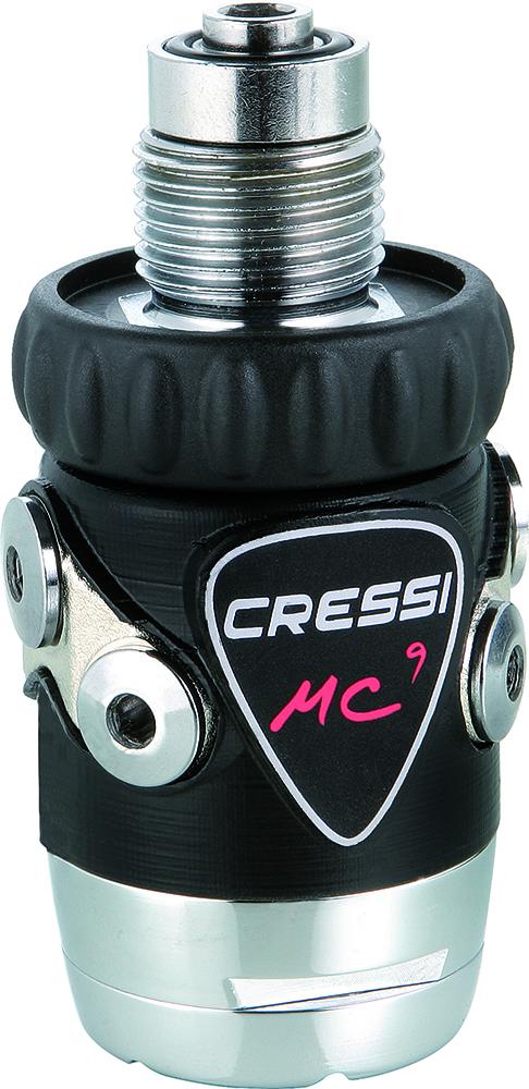 automat Cressi Ellipse Titanium MC9 SC