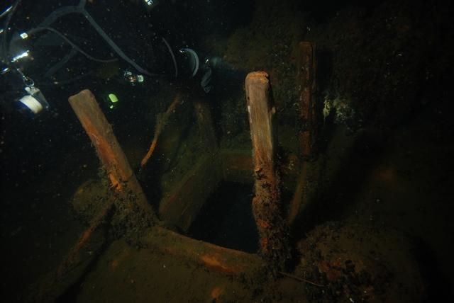Wraki Bałtyku nurkowanie