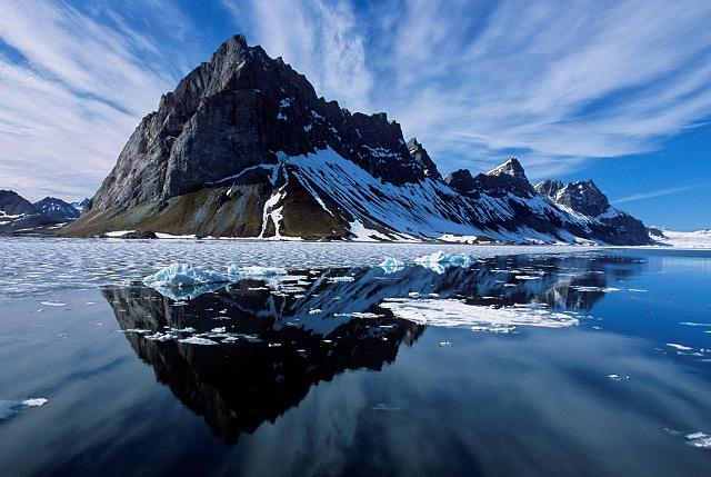Spitsbergen nurkowanie