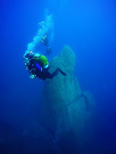 Nurkowanie Wyspy Eolskie